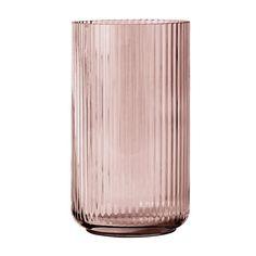 Lyngby Glas Vase H15cm