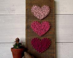 Cartel de madera de muestra de arte pluma pluma por LoveArtSoul11
