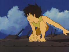 Conan / Noriko Ohara (Future Boy Conan / Mirai shônen Konan)