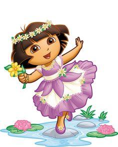 Dora clip art