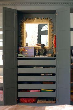 #DIY Modern #Sunburst #Mirror