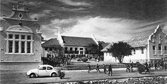 The old Tulbagh Primary and High School Collapsed in the 1969 earthquake I Am An African, Mountain Pass, African History, Cape Town, Homeland, South Africa, High School, Old Things, City