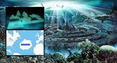 Han sido muchos los testimonios de investigadores submarinos que por sorpresa o expresamente, han descubierto grandes construcciones sub...