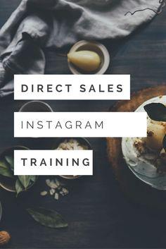 Direct Sales | Direct Sales Training | Instagram Training | Direct Sales Tips | Direct Sales Instagram Training | LuLaRoe | Origami Owl | Thirty-One | Avon | Younique | Lipsense | Monat | Usbourne