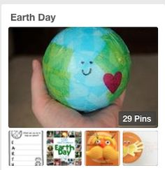 Check out this board for ideas and activities to help you and your children celebrate Earth Day!  (Many FREE ideas are shared.)  LINK to resource:  http://www.pinterest.com/alynknight/earth-day/