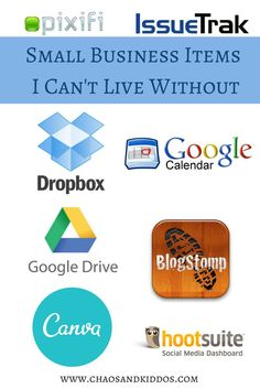 These 10 small business items that I can't live without help streamline workflows, organize business operations, simplify daily tasks and help you achieve success as a small business owner. Explore options for time management, creative design and safe storage. business ideas #smallbusiness small business ideas wahm ideas