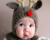 Rudolph the red nosed reindeer--Santa's Reindeer 6-12months