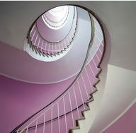 circles, lines and vivid color form a mesmerizing architecture