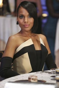 Scandal  Olivia Pope (Kerry Washington)