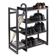 Luxury Home Isabel Shoe Rack and Umbrella Stand