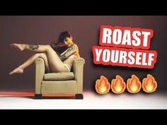 ROAST YOURSELF CHALLENGE - La Mafe Mendez - YouTube