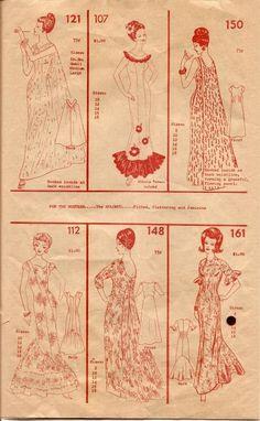 Polynesian (sewing) Patterns Catalogue -- Tiki Central
