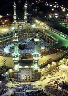 Breathtaking view  ... ! MashhaAllah