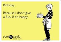 Lol Happy Birthday Sister Wishes Ecard Card