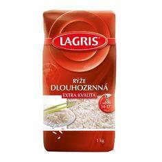 Lagris Rýže DLOUHOZRNNÁ extra kvalita (výběr) - nakupuj na Podravka-eshop.cz
