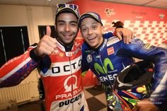 For Valentino Rossi Assen is the bewitched place. Has issued 9 victories on TT Circuit of Valentino for the career, having reckoned since far Motogp Valentino Rossi, Valentino Rossi 46, Family Get Together, Vr46, Victorious, Racing, Bike, Rossi Motogp, Goat
