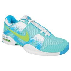 Women's tennis shoes are getting better by the second!