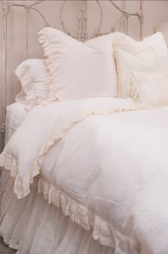 French Bedding. Lovely French #Bedding