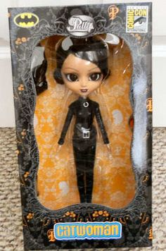 Pullip SDCC Catwoman Groove  Awesome!