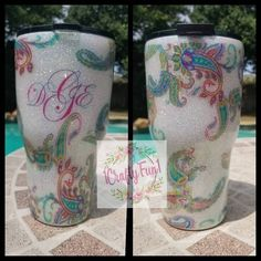 Bohemian Travel Mug Vacuum Sealed Tumblers Mom Tumbler, Coffee Tumbler, Tumbler Cups, Diy Tumblers, Custom Tumblers, Glitter Tumblers, Insulated Tumblers, Cup Crafts, Diy Crafts For Gifts