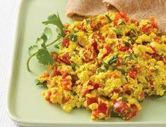 Vegetarian Times | Recipes >  Southwestern Tofu Scramble