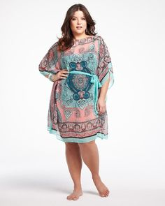 Plus Size Resort Wear 2013 / My sunny December vacation style