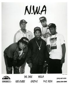 WATCHING: Straight Outta Compton. My god I love NWA