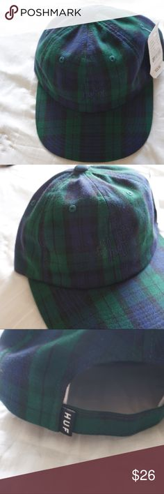 NEW HUF HAT New item HUF brand Men or Women Tag attached HUF Accessories Hats