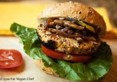 Vegan Chickpea Quinoa Burgers With Lemon And Thyme (Gluten Free) Recipe