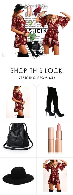 """""""Bez naslova #1"""" by suljkanovicbahra ❤ liked on Polyvore featuring Christian Louboutin and Off-White"""