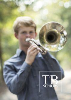 Senior Picture / Photo / Portrait Idea - Musician - Band - Trombone- Guys / Boys Band Senior Pictures, Boy Pictures, Senior Photos, Picture Photo, Picture Ideas, Senior Guys, Junior Year, Trombone, Graduation Photos