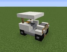 best car ideas minecraft
