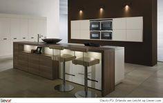 Leicht Classic-FS/ Orlando - Leicht keukenkasten & inbouwapparatuur - foto's & verkoopadressen op Liever interieur