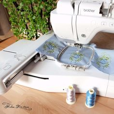 Helen Fir-tree embroidery machine #handmade #embroidery #machineembroidery#forhome #gifts #helenfirtee #ручнаяработа #вышивка  #машиннаявышивка #длядома Machine Embroidery, Sewing, Dressmaking, Couture, Stitching, Sew, Costura, Needlework