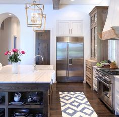 beautiful kitchen from oldseagrovehomes