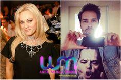 Τίνα Τράκου & Ανδρεάς Λάμπρου: Μας εύχονται για τα 2 χρόνια Web Music Radio!