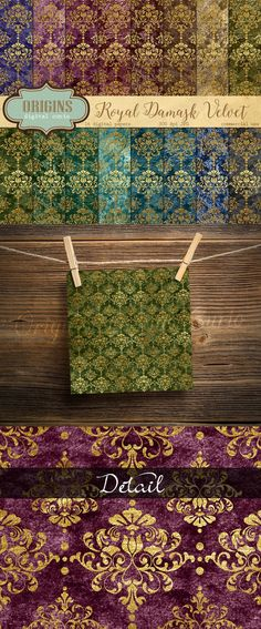 Explore more than textures including watercolor, paint, marble, stone, and more for eye-catching backgrounds. Damask Patterns, Backgrounds, Velvet, Texture, Stone, The Originals, Rugs, Painting, Home Decor