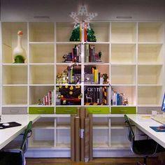 Alberi di Natale con libri
