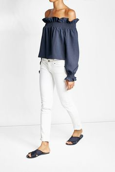 23cf1beb38ce Find this Pin and more on BARE SHOULDERS by Dress The Part.