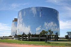 Oscar Niemeyer - Procuradoria Geral da República - Brasilia - Brasil