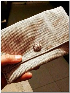 Some of you may not know that I got my start in business by sewing bags and wallets. Diy Wallet, Continental Wallet, Wallets, Card Holder, Tote Bag, Sewing, Business, Recipes, Bags