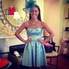 #ootd #derby #monkeesoflex #prom #blitheny #fascinator #wandm #prettyanna #shopmonkees