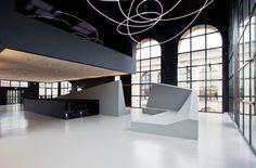 Saporiti Italia al Museo del Novecento, 17-22 Aprile 2012