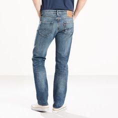 Levi's 501 Original Fit Stretch Jeans - Men's 29x32