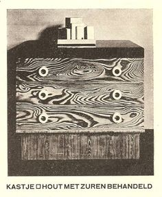 Eileen Gray, featured in dutch magazine Wendingen, 1924