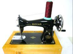 Sewing Machine RICCAR 1 Antique