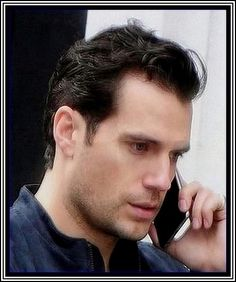 OH, Dear Lord!! Please let Henry be calling me!!  Fun to dream .....