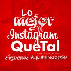 """En portada """"Lo mejor de Instagram"""" #portada#quetalvirtual#cover#junio#happymoments#siguenos#quetal#compartiendomomentos#siempre"""