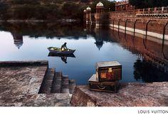 CLM - Photography - Steve McCurry - Louis Vuitton