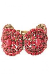 Sardinia Bracelet - Red johannealbert27@gmail.com www.stelladot.com/johannemalbert
